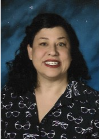 This is a picture of our school librarian Ms. Wilson